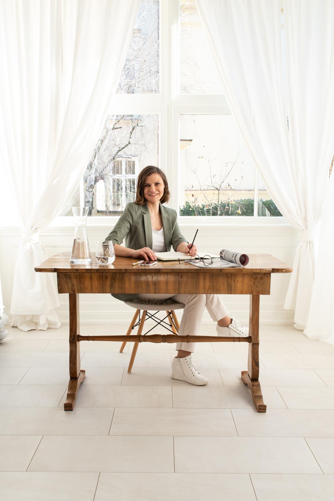 Sandra Warmuth - Ordnung schaffen